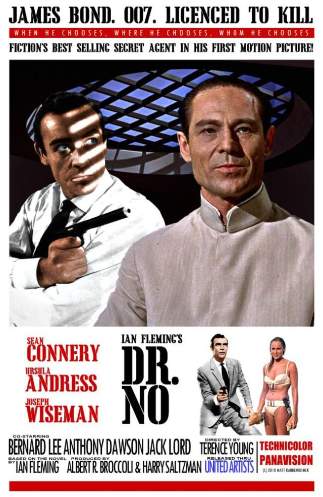 Dr. No – James Bond #1 (1962)