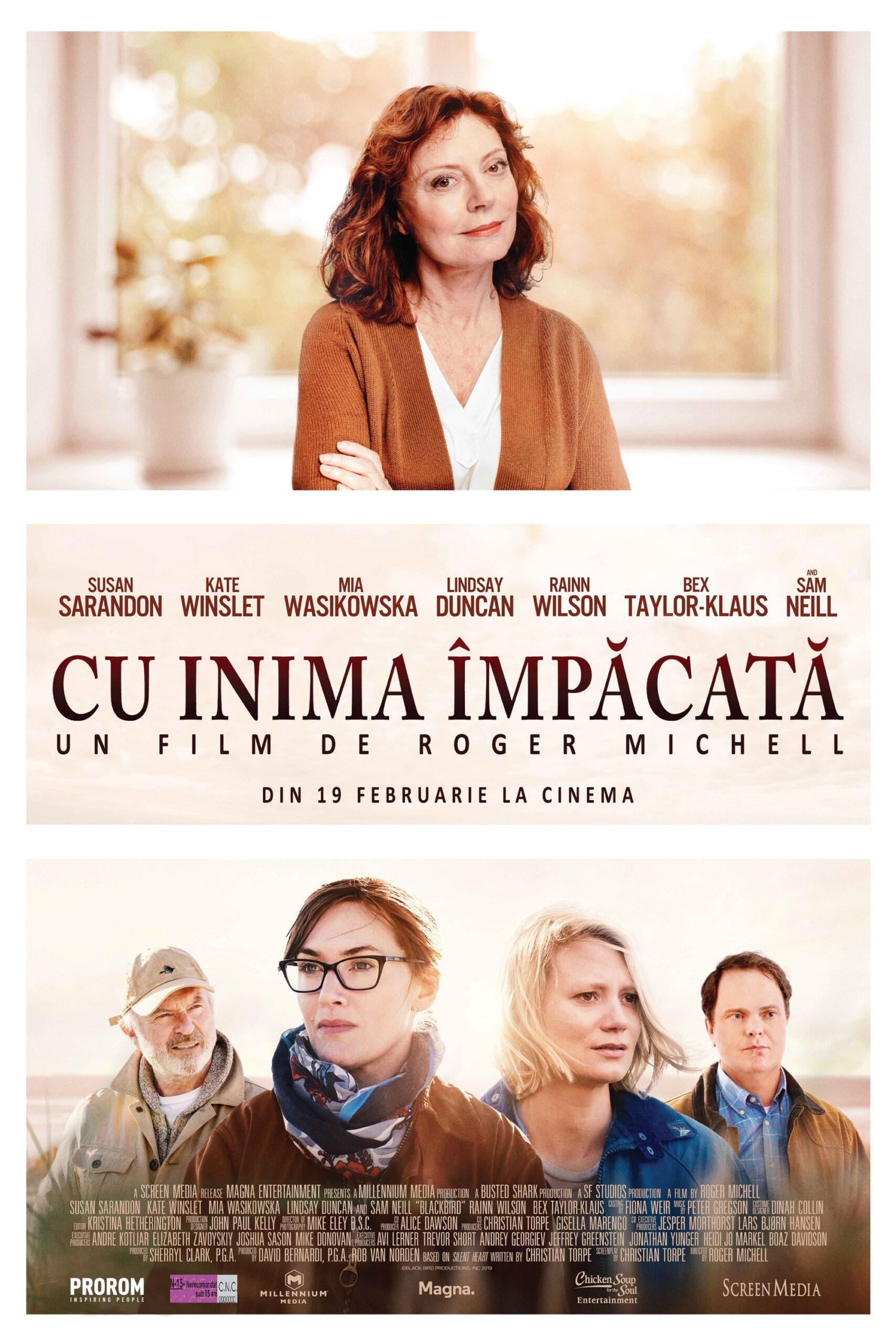 Cu inima impacata (Blackbird) poster Romania