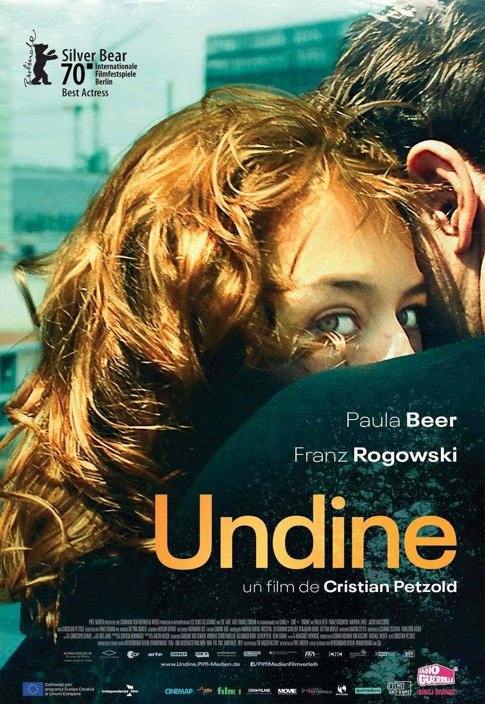 Undine Poster Romania