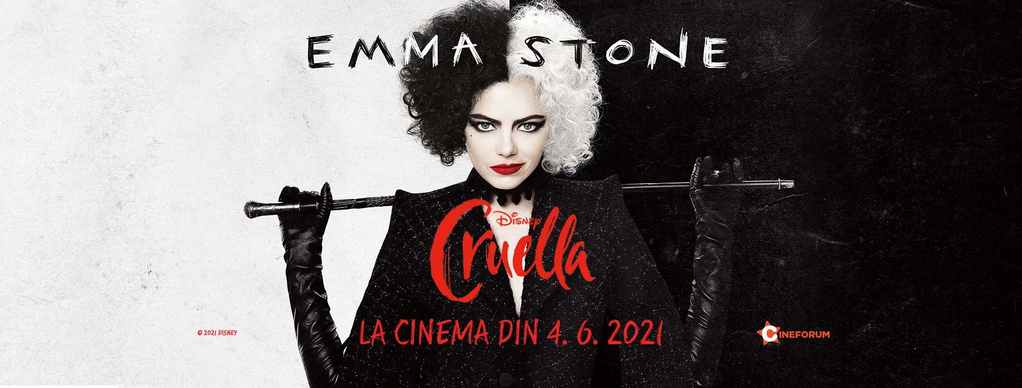 Cruella este o Ana Morodan cinematografica!
