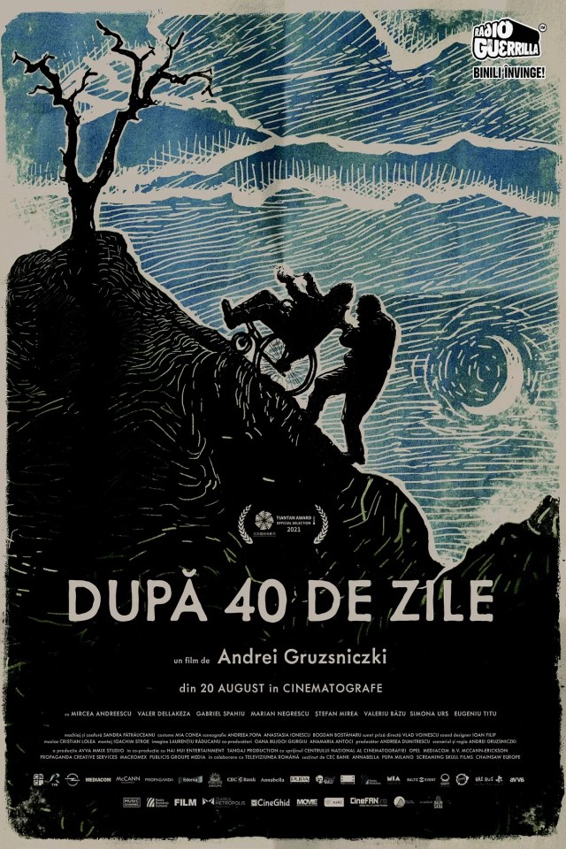 Dupa 40 de zile (No rest for the old lady) – TIFF 2021