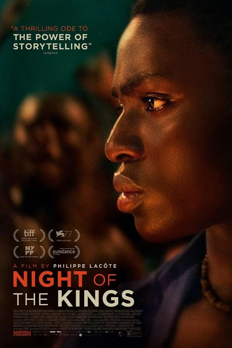 Noaptea regilor (La nuit des rois) - TIFF 2021 POSTER