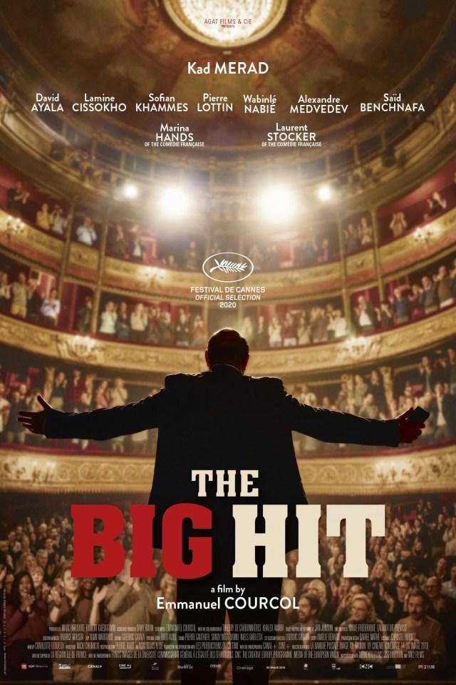 Succes de public (Un Triomphe/The big hit) – Central European Film Festival Timisoara 2021 & TIFF 2021