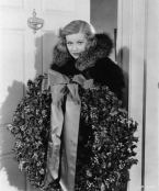 Lucille Ball - Christmas 1930s