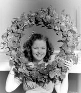 Shirley Temple wreath