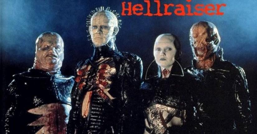 """Clive Barker escribió un remake para su propia """"Hellraiser"""", así ..."""