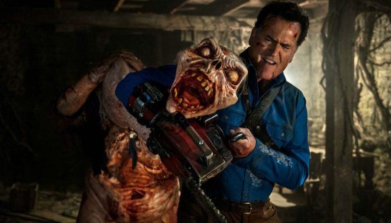 Ash vs Evil Dead. Fuente: Plan Nueve.com