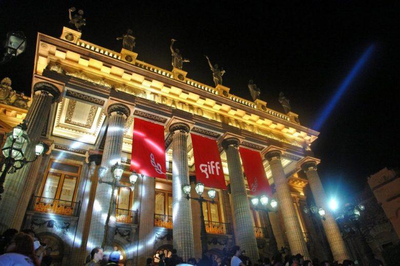 El histórico Teatro Juárez, sede principal en Guanajuato