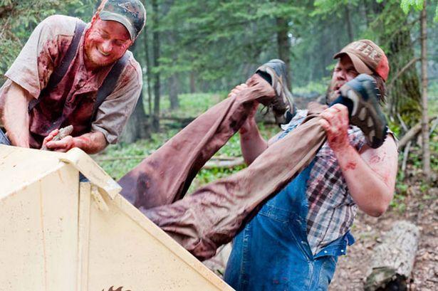 Tucker and Dale vs Evil. Fuente: Mirror.com