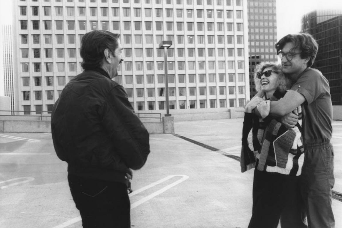 Resultado de imagen para paris texas Wim Wenders