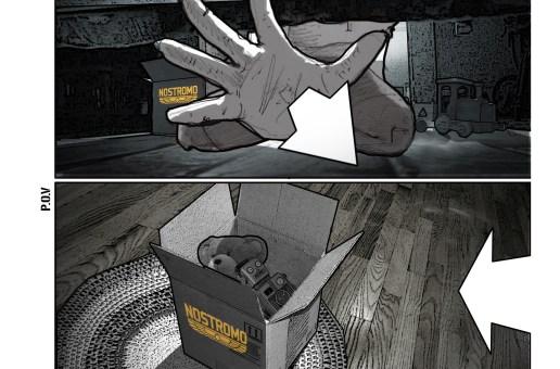 Dream Toy: Υπέροχα storyboards από μία υπέροχη μικρού μήκους