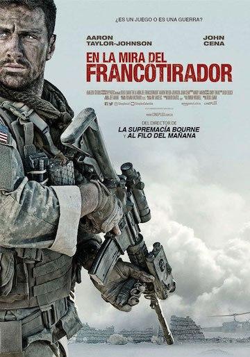 EN LA MIRA DEL FRANCOTIRADOR