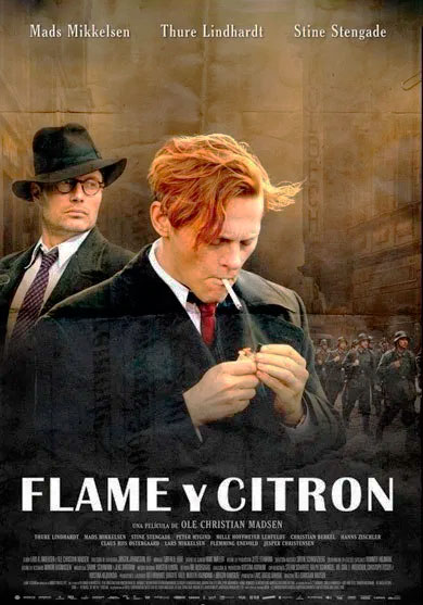 FLAME Y CITRÓN