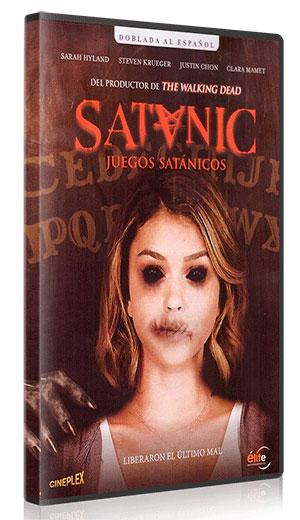 JUEGOS SATÁNICOS