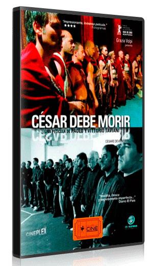 CESAR DEBE MORIR