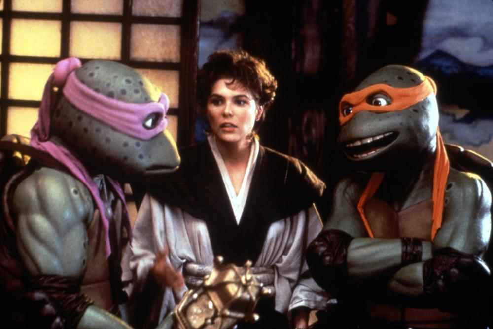 Image result for teenage mutant ninja turtles III