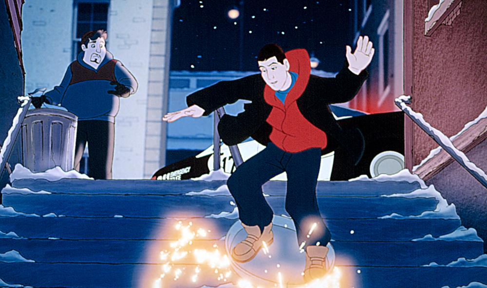 Image result for eight crazy nights davey stone