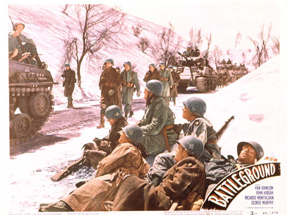 Risultati immagini per battleground 1949