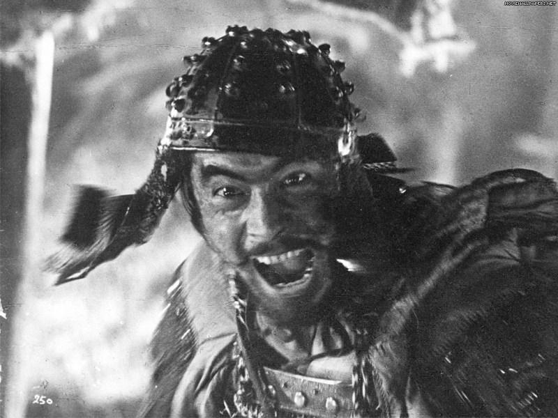 Mifune Sete Samurais