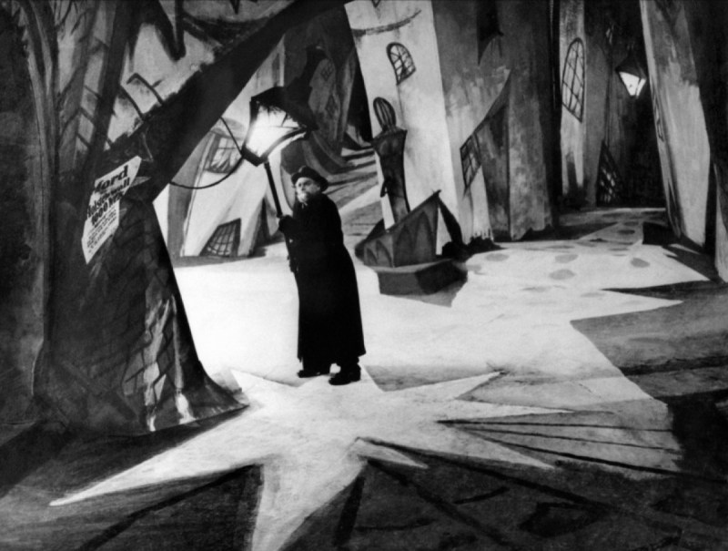 O Gabinete do Dr. Caligari