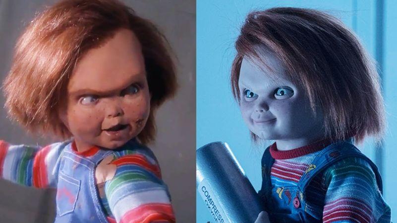 Oi Chucky ser boneco eletrnico reprogramado no remake