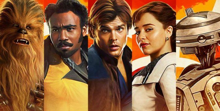 Han Solo - Uma História Star Wars (2018) - Review de Filme