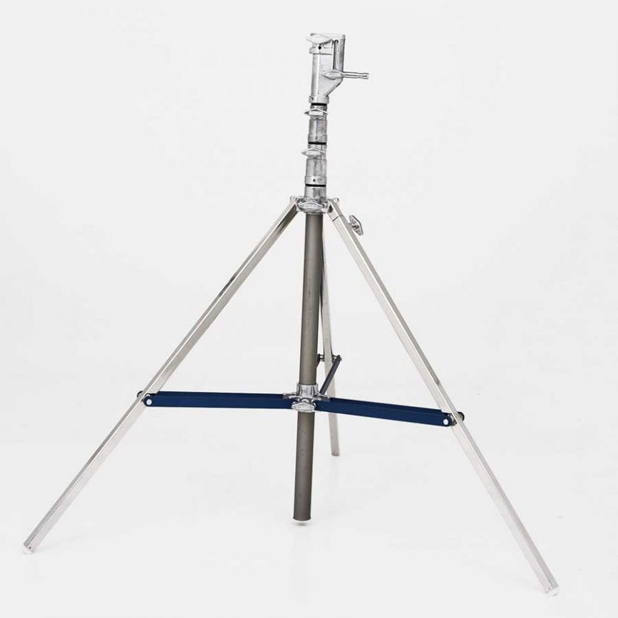 American Aluminum Double Riser Combo Stand