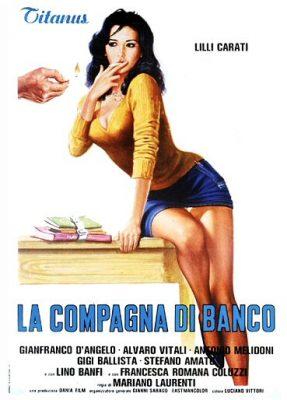 Risultati immagini per LA COMPAGNA DI BANCO ( 1977 ) POSTER