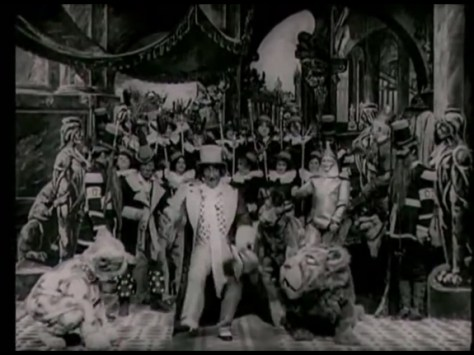 Wizard of Oz 1910