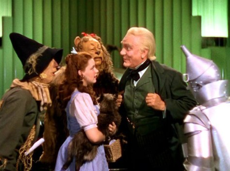 wizard of oz frank morgan