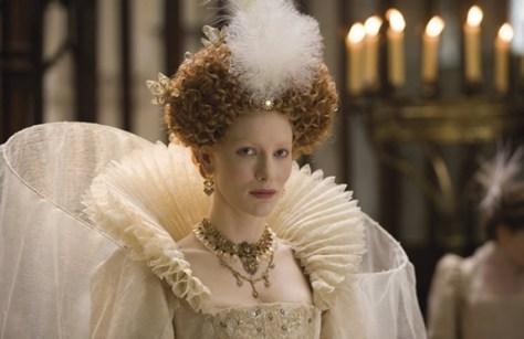 queen elizabeth cate blanchett
