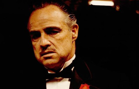 the godfather brando