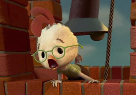 What The Hell Was That Chicken Little 2005 Cineramble