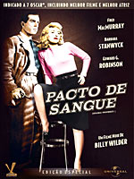Pacto de Sangue - Double Indemnity