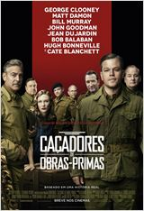 Caçadores de Obras-Primas | The Monuments Men