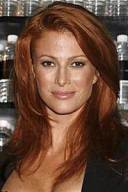 "Angela Kay ""Angie"" Everhart American actress former model"