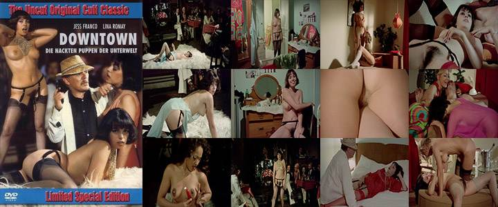Downtown - Die nackten Puppen der Unterwelt (1975) Poster - Free Download & Watch Full Movie @ cinerotic.net