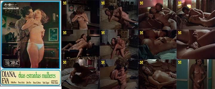 Duas Estranhas Mulheres (1981) Poster - Free Download & Watch Full Movie @ cinerotic.net