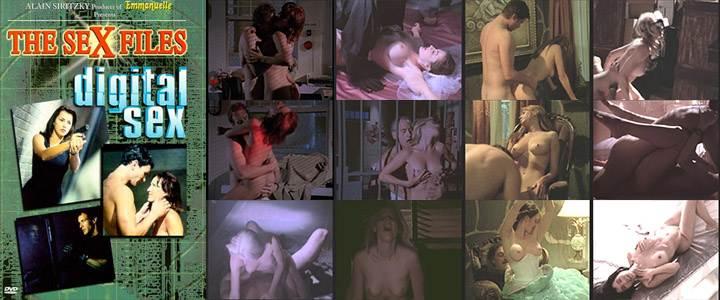 Sex Files Digital Sex (1998) Poster - Free Download & Watch Full Movie @ cinerotic.net