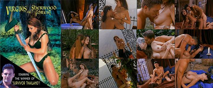 Virgins of Sherwood Forest (2000) Poster - Free Download & Watch Full Movie @ cinerotic.net