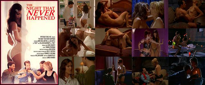 The Night That Never Happened (1997) Poster - Free Download & Watch Full Movie @ cinerotic.net