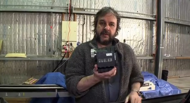 Peter Jackson RED