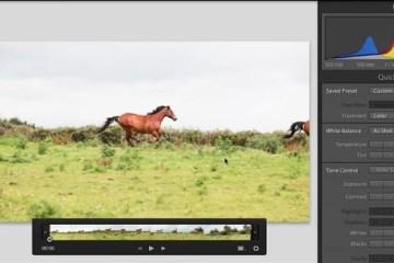 Adobe Lightroom Beta 4