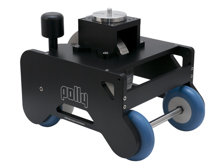 Polly Portable Dolly System With Flywheel Gear & The Versatile ...