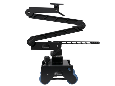 Polly Portable Dolly System With Flywheel Gear & The ... | 450 x 338 jpeg 13kB
