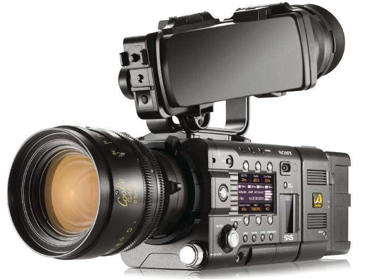 Sony F5 Camera