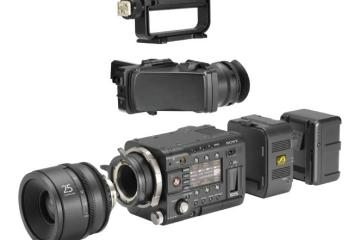 Sony F55 Modular