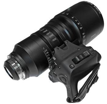 Fujinon PL 85-300 Cabrio lens