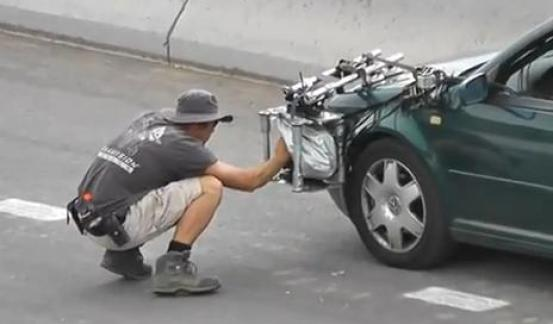 Fast and Furious 6 Crash Camera