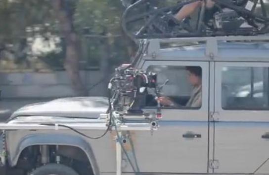 Skyfall Camera VIII